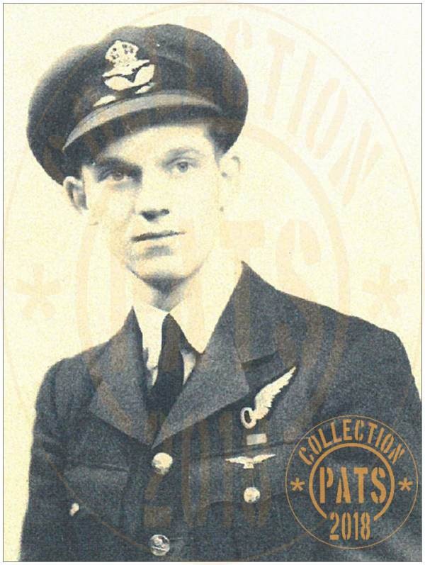 1416957 - 172236 - Navigator - Flt. Lt. - Charles William Reeves - DFC