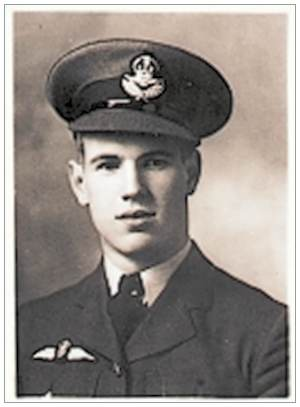 J/9337   - Flight Lieutenant   - Pilot - Robert Hodgson Perry Gamble - RCAF