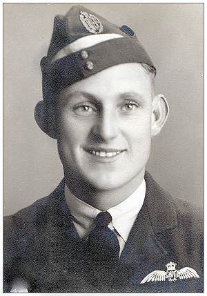 F/Sgt. Andrew Basil Reginald 'Reg' Airy - Army portrait
