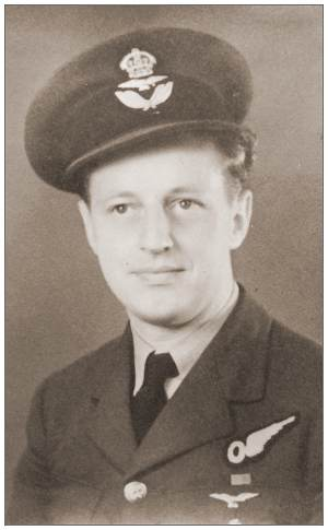 173155 - Flying Officer - Alfred Edward Kitchen - DFC - RAFVR