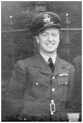 R/88672 - J/15578 - Flying Officer - Pilot - John 'Jack' Edward Leach - RCAF
