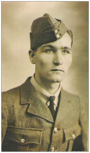 1284393 - 116671 - Flying Officer - Navigator - Leonard William Sprackling - RAFVR