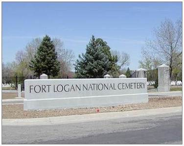 Fort Logan National Cemetery, Denver