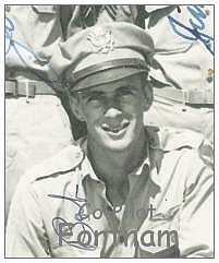 Fortnam as on crew photo - May 1943