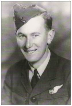 Flight Sergeant - Wireless Operator - John Butterworth