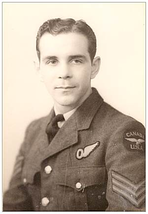 R/145342 - Flight Sergeant - Lyle Wilmot Hicks - RCAF