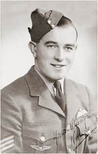Flight Sergeant - Norman Charles Bowker