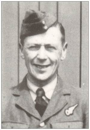 1384532 - Flight Sergeant - Navigator - Richard Frederick Whitaker - RAFVR