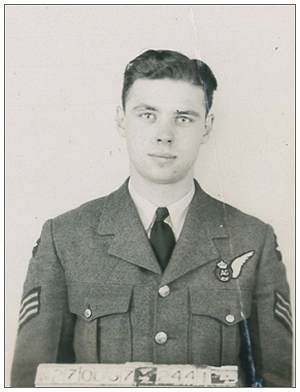 R/270087 - Flight Sergeant - Ralph Andrew Dowling - RCAF