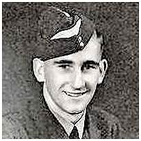 405771 - Sergeant - Front Air Gunner - George Anthony Young - RNZAF - Age 21 - KIA