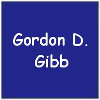 1053212 - Sgt. - Rear Air Gunner - Gordon Dunn Gibb - RAFVR - Inj- POW