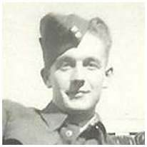 R/203907 - Flight Sergeant - Rear Air Gunner - George Francis Leo O'Connell - RCAF - Age 20 - KIA