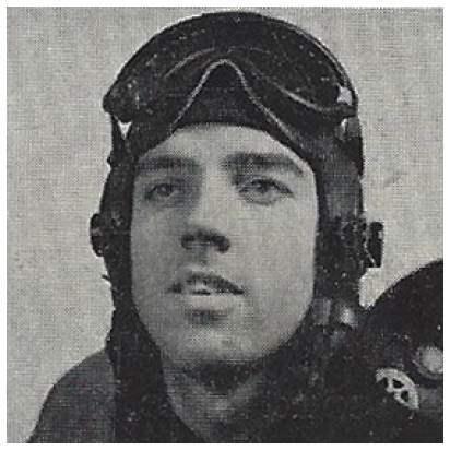 14128351 - O-832430 - 2nd Lt. Graham Lupton - born: 1922, NC - taken POW