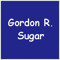922310 - 127055 - Flying Officer - Rear Air Gunner - Gordon Robert Sugar - RAF - Age 22 - KIA