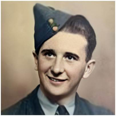 634099 - Sergeant - W.Operator / Air Gunner - Gordon Wilfred Brown - RAFVR - Age .. - KIA