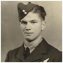 R/131490 - Flight Sergeant - Mid Upper Air Gunner - George William Francis Reynolds - RCAF - Age 19 - KIA