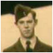 1252286 - Sgt. - Front Air Gunner - George William Rex - RAF - Age .. - POW