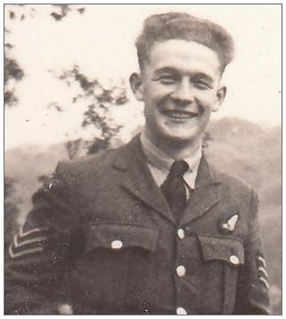 F/Sgt. - George Francis Leo O'Connell at 22 May 1944