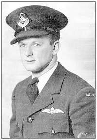 F/O. - William 'Bill' Alexander Greenshields - RAAF