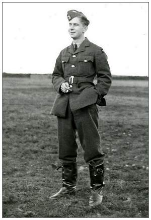 Sgt. Arthur James Griffiths - Jurby, Isle of Man - 1939
