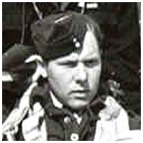 R/142252 - F/Sgt. - Rear Air Gunner - Henry Earl 'Harry' O'Brien - RCAF - Age 21 - POW