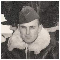 33060255 - S/Sgt. - Asst. Armorer / Left Waist Gunner - Howard F. Jones - Baltimore City County, MD - POW - Stalag 17B - Barrack 32B