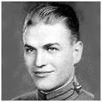 Capt. Hiram Glenn Turner Jr. - Fighter Pilot - Age 23 - POW