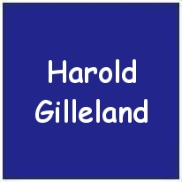 1190140 - 115640 - Flying Officer - Mid Upper Gunner -  Harold Gilleland - RAFVR - Age 31 - KIA