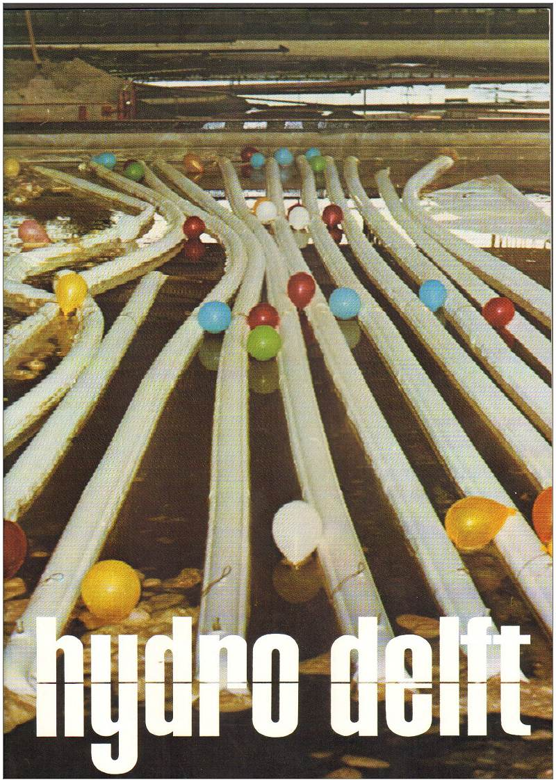 HIJDRO DELFT - No. 42 - March 1976 - cover -