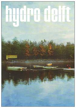 HIJDRO DELFT - no. 10 - jan 1968 - cover -