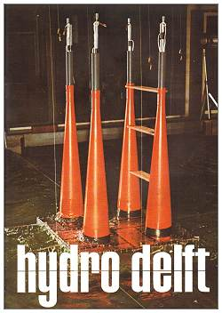 HIJDRO DELFT - no. 40 - sep 1975 - cover -