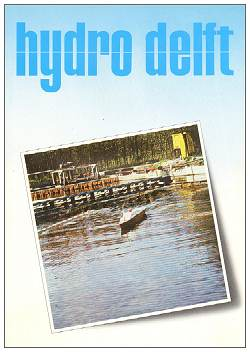 HIJDRO DELFT - no. 50 - mar 1978 - cover -
