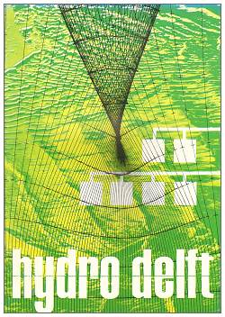 HIJDRO DELFT - no. 60 - jul 1981 - cover -