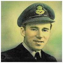 J/29904 - Flying Officer - Pilot - Ivan James Vincent Wallace - RCAF - Age 25 - KIA