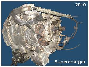 2010 - Supercharger