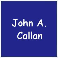 567483 - Sergeant - Flight Engineer - John Arthur Callan - RAF - Age 23 - KIA