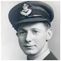 125472 - Flying Officer - Pilot - James Alfred 'Freddy' Price - RAFVR - Age 21 - KIA