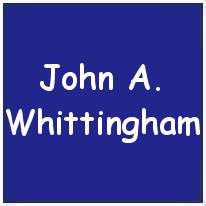 1284922 - 102567 - Flying Officer - Pilot - John Arthur Whittingham - RAFVR - Age 28 - KIA