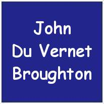 903247 - 82722 - Flying Officer - Observer - John Du Vernet Broughton - RAFVR - Age 33 - KIA