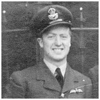 R/88672 - J/15578 - Flying Officer - Pilot - John Edward Leach - RCAF - Age 24 - KIA