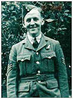 1376435 - Warrant Officer - W.Operator / Air Gunner - John Frederick Lane - RAFVR - Age 22