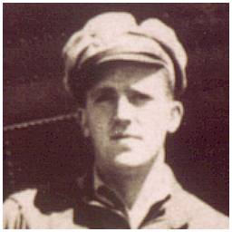 O-806621 - 2nd Lt. - Co-Pilot -  James Hayden Chenet - Age 23 - POW - Stalag Luft 1 - Barth