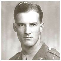 1st Lt. James Leland 'Lee' Wallace - Fighter Pilot - Age 26 - KIA