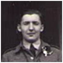 R/125961 - Warrant Officer Class II - Rear Air Gunner - John McKinnon Bradford  - RCAF - Age 21 - MIA