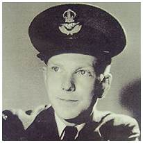 R/128954 - J/21396 - Flying Officer - Rear Air Gunner - John Murray Dunsmuir - RCAF - KIA - Cemetery Dalfsen