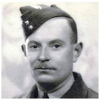 848343 - Flight Sergeant - Rear Air Gunner -  James Russell Griffin - Royal Air Force (Auxiliary Air Force) - Age 31 - KIA