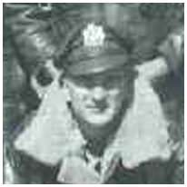 Co-pilot - 2nd Lt. Jay S. Young - Pen Argyl, PA - POW - Hospital Emmen