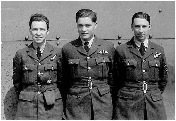 Air Gunner - Joe Pass  - RAF or RCAF !!!