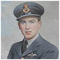 918370 - 61037  - Flying Officer - Pilot - Kenneth Derek Whisken - DFC - RAFVR - Age 22 - KIA