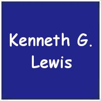 1378671 - Sgt. - Rear Gunner - Kenneth George Lewis - RAFVR - Age .. - POW